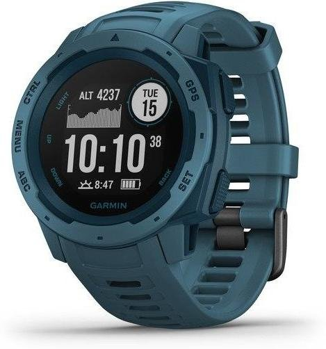 Montre Garmin Garmin Instinct Blue Optic