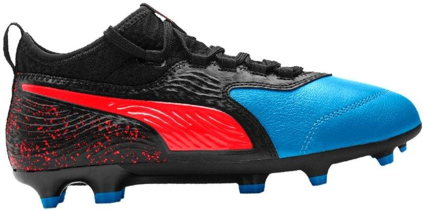 Chaussures de football Puma ONE 19.3 leather FG/AG