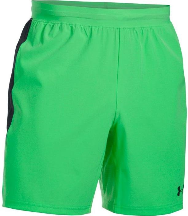 Pantalons courts Under Armour UA pitch ii flowfree woven