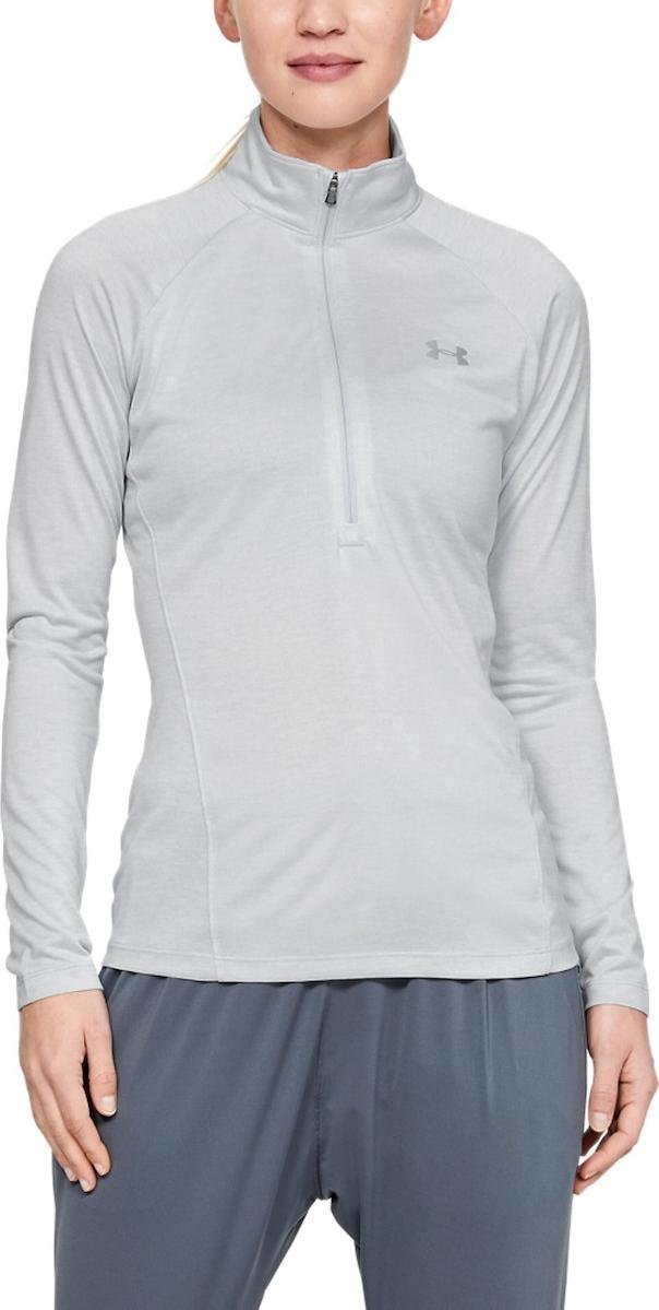 Tee-shirt à manches longues Under Armour Tech 1/2 Zip - Twist