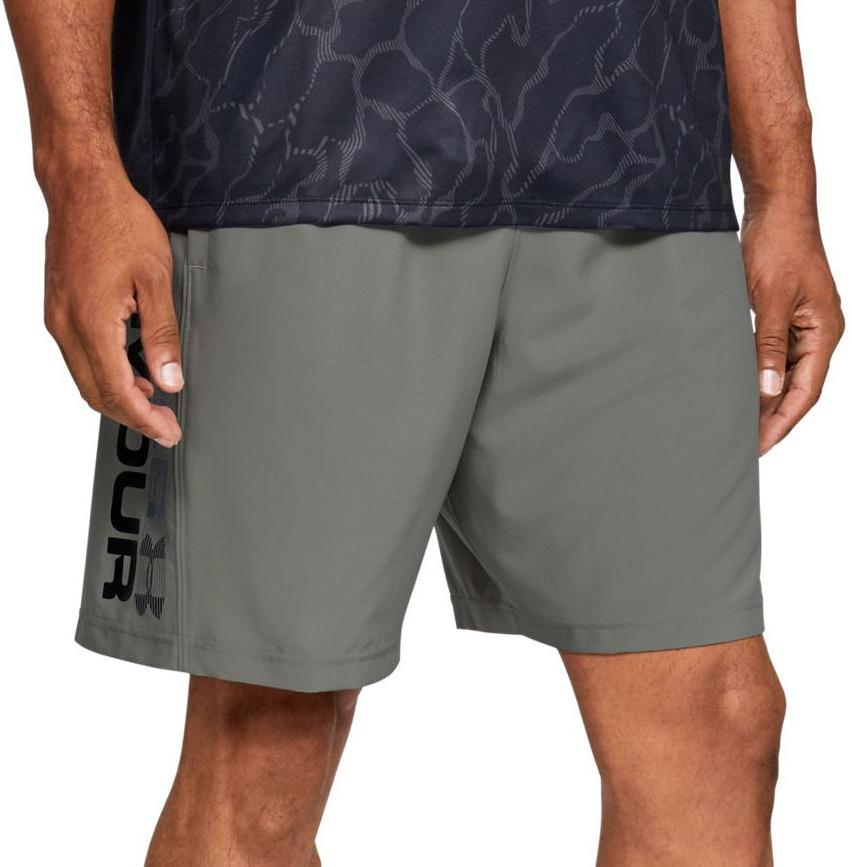Pantalons courts Under Armour UA Woven Wordmark Shorts